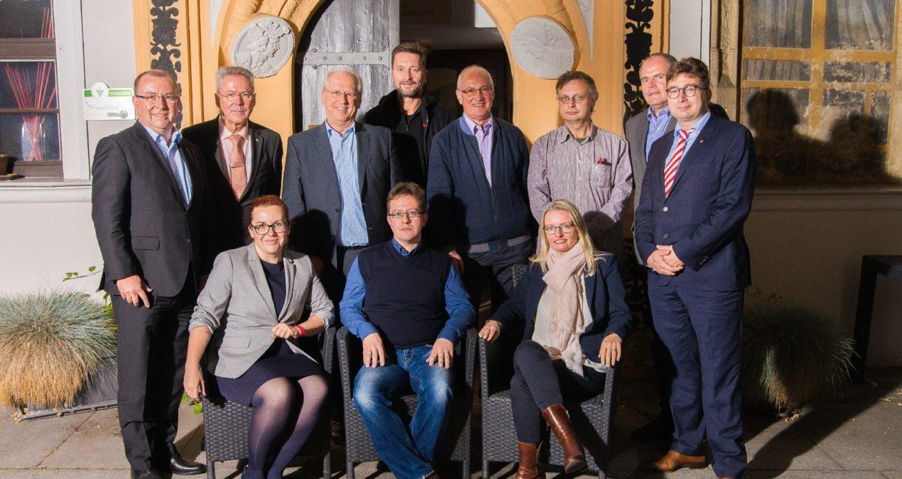 5. sächsischen Unternehmerdialog in Pirna