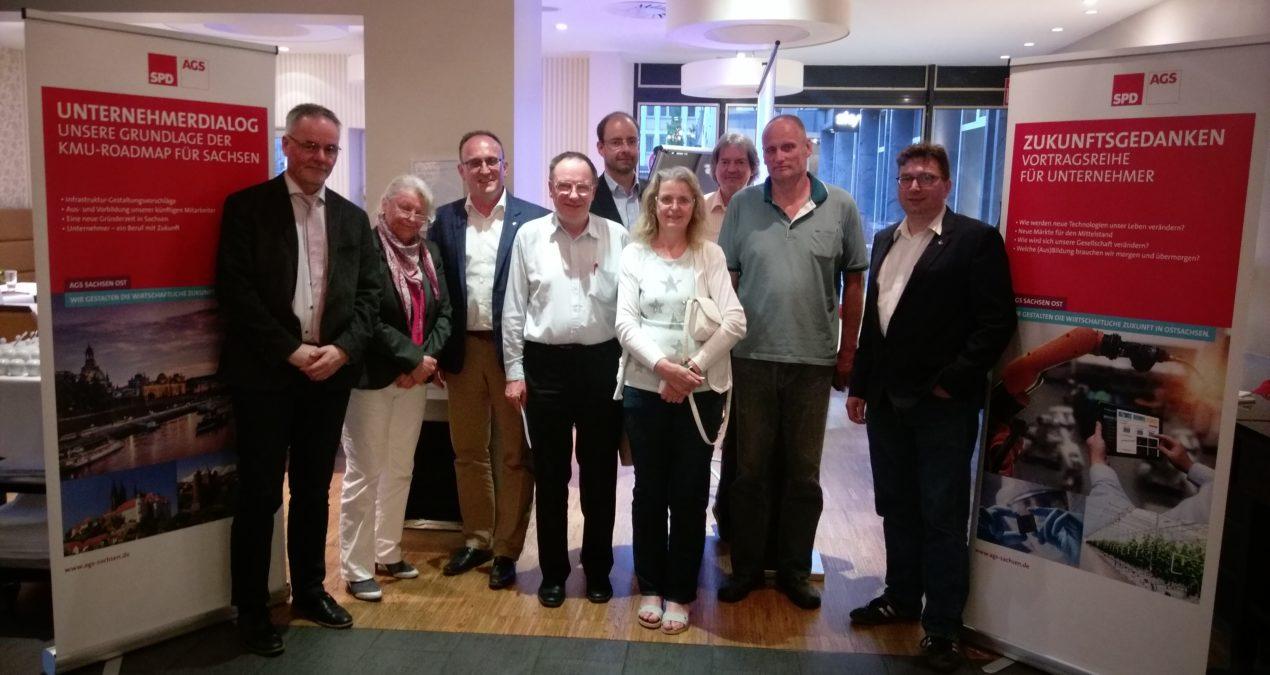 Unternehmerdialog Chemnitz