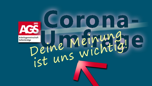 Corona-Krise: Arbeitsgemeinschaft Selbstständige startet Umfrage